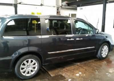 autosteamers people carrier cleaning