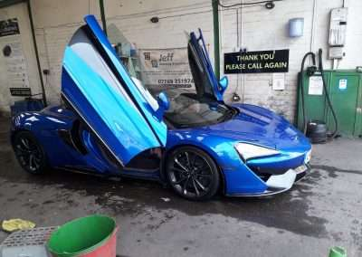 prestige car valeting st helens